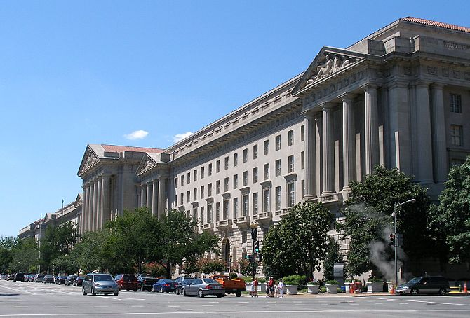 EPA headquarters in Washington, DC
