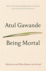 Being Mortal book by Atul Gawande